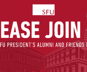 Simon Fraser University President's Alumni and Friends Reception