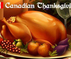 San Francisco Canadian Thanksgiving Event