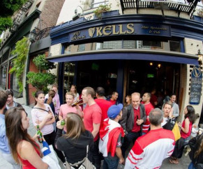 Canada Day Celebration at Kells Irish Pub
