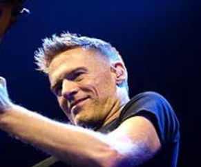 Bryan Adams at the Concord Pavilion