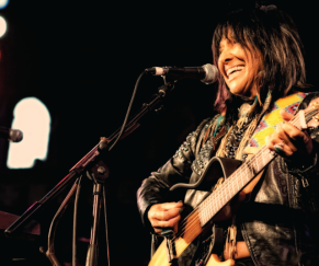 Buffy Sainte-Marie at Stanford Live