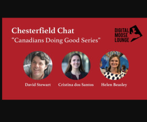 Chesterfield Chat: Canadians Helping Immigrants in our Community (Palo Alto)