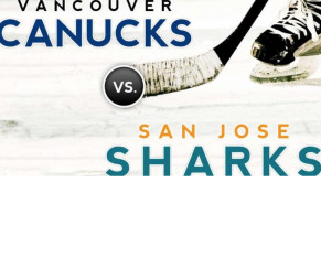 Feb 16: Canucks vs. Sharks (San Jose)
