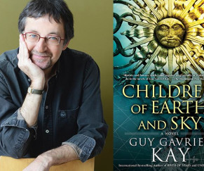 Guy Gavriel Kay at Copperfields Books