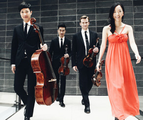Rolston String Quartet at Stanford