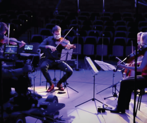 St. Lawrence Quartet with Stanford Live (virtual)