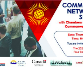 Commonwealth Networking Series: BABCSF