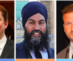 Canadian Leaders' Debate Watch Party