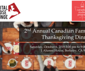 SOLD OUT! Canadian Family Thanksgiving (Berkeley)