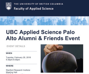 UBC Applied Science Alumni & Friends (Palo Alto)