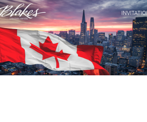 Blakes Partners Canada Day Celebration - DML Member invitation (San Francisco)