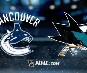 Vancouver Canucks at San Jose Sharks