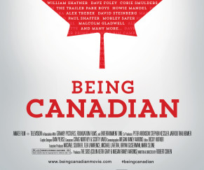 Chesterfield Chat: Being Canadian Film Screening