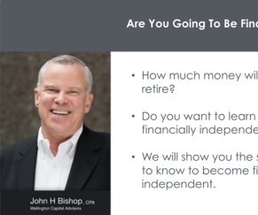 Are You On Track To Financial Independence? [Palo Alto]