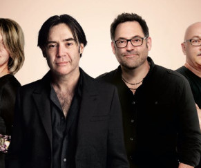 Crash Test Dummies in concert (San Francisco)