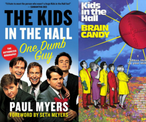 One Dumb Guy: Kids in the Hall with Paul Myers (@Litquake, San Francisco)