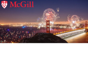 Happy New Year McGill Alumni! (San Francisco)