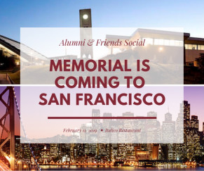 Memorial University San Francisco Social 2019 (Palo Alto)