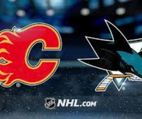 Sharks vs. Flames