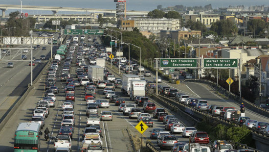 Bay  Area Gridlock