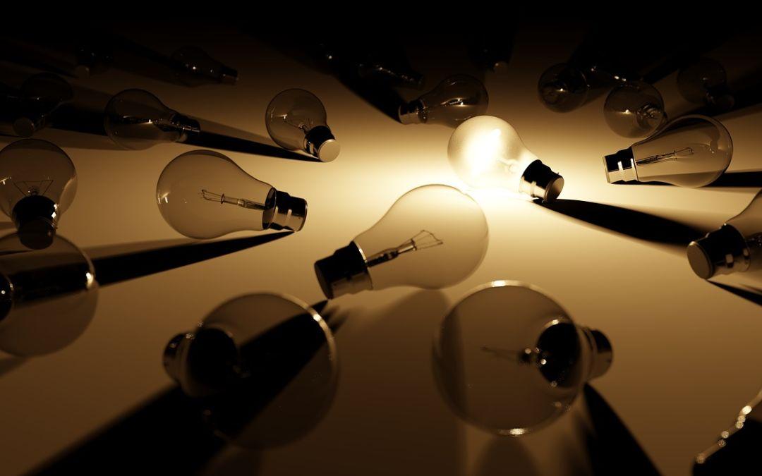 自我覺察才能向外投射光芒