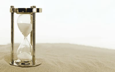 時間,你真的浪費不起了