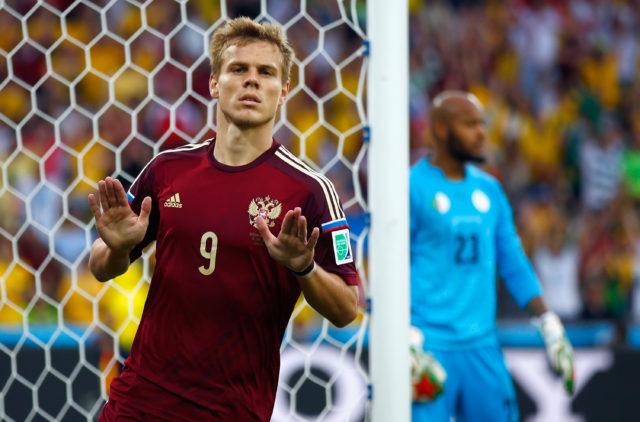 Александр Кокорин переходит из «Зенита» в «Сочи» до конца сезона