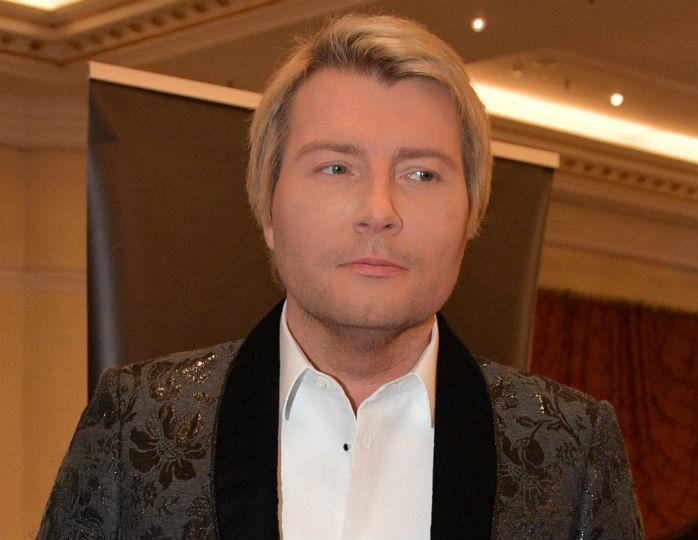 После вечеринки с Лещенко Николай Басков чувствует себя прекрасно