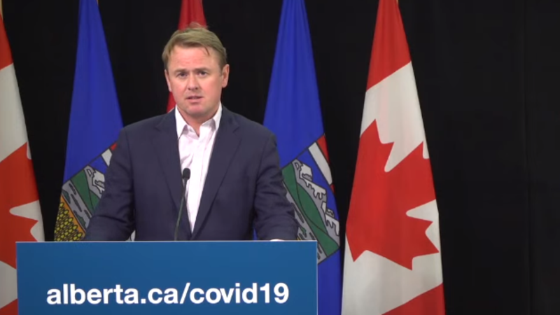 Relaunch in Calgary, Brooks depends on COVID-19 numbers this week