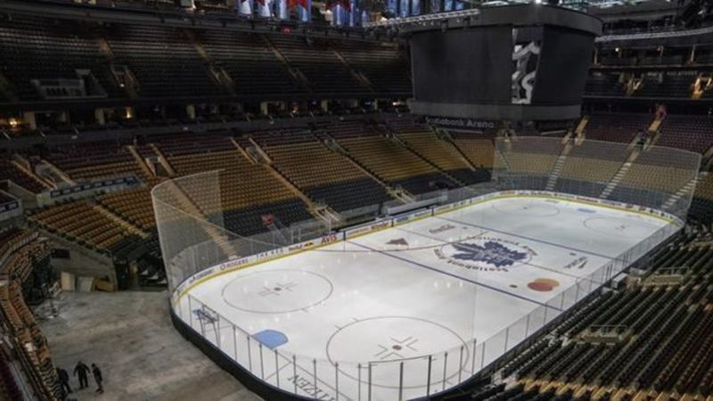 National Hockey League announces plan to return to the ice