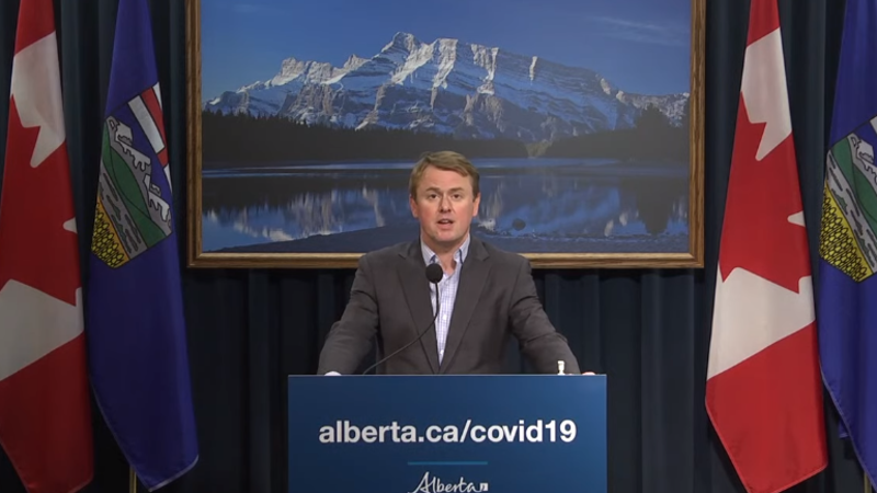 Alberta COVID restrictions eased, but not gone