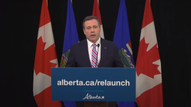 Alberta to announce plan for 'safely easing' restrictions