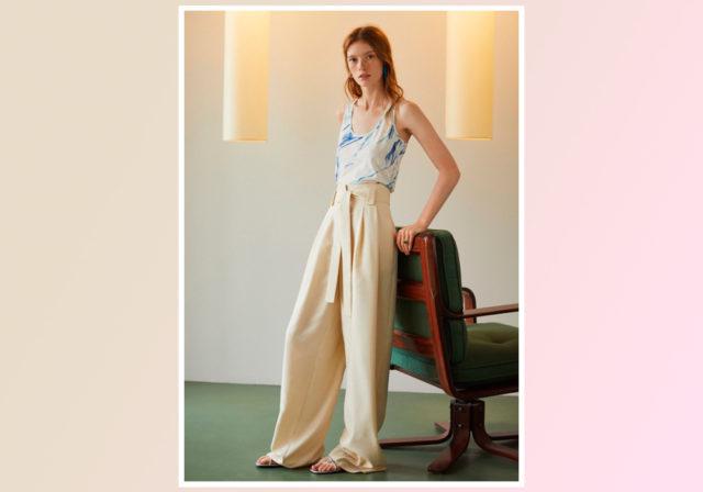 10 пар стильных брюк, в которых летом не будет жарко