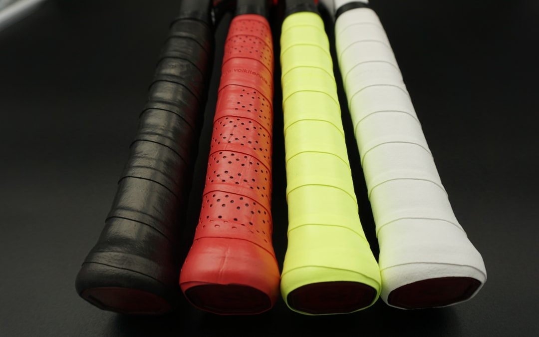 Get a grip on your game!