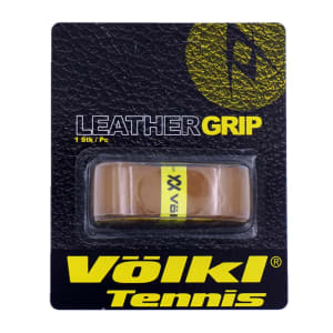 Leather Grip Light Brown Front