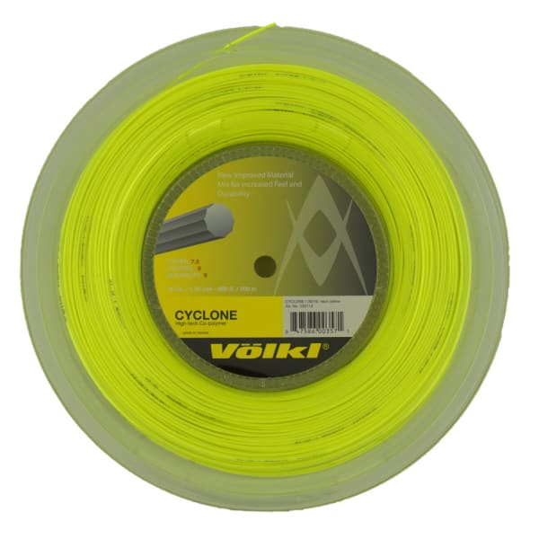 Cyclone Reel Yellow 16g Old Packaging