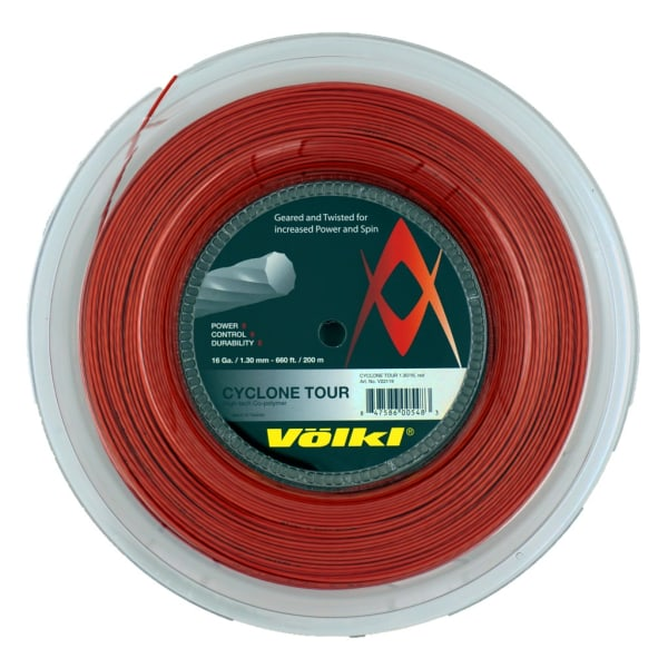 Cyclone Tour Reel Red 16g Old Packaging