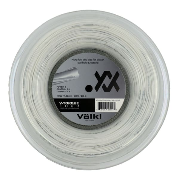 V-Torque Tour Reel White 16g