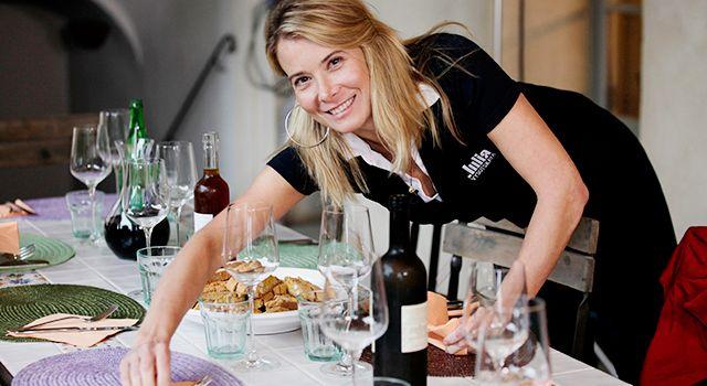 «Нельзя готовить в плохом настроении»: Юлия Высоцкая рассказала о главном секрете на кухне, а также рассказала, что кушает на ужин