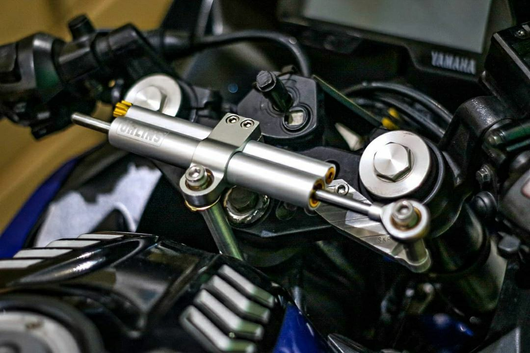 Modifikasi Steering Dumper R15 V3