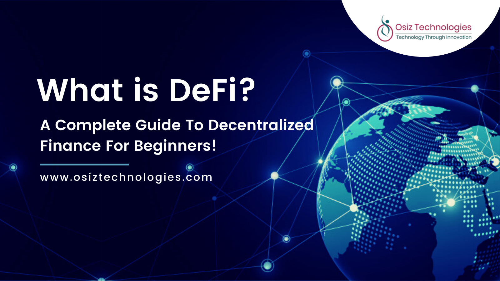What is DeFi (Decentralized Finance)? A Beginner's Guide 2021