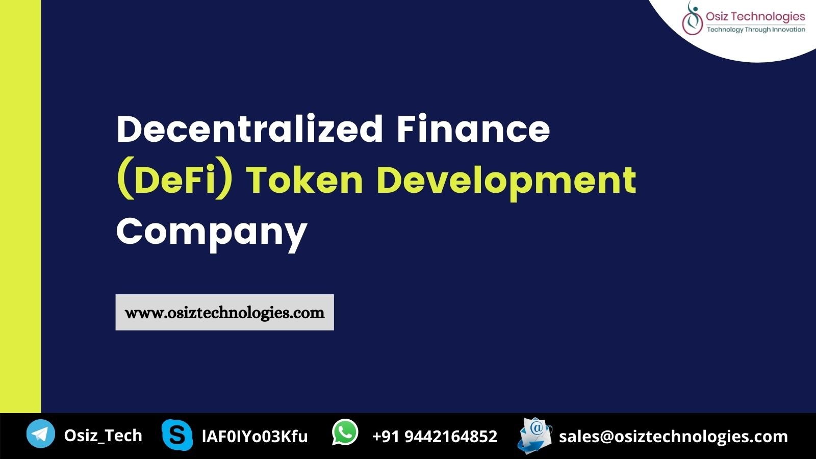 DeFi Token Development Company - What are DeFi tokens? How can they upscale your DeFi business?