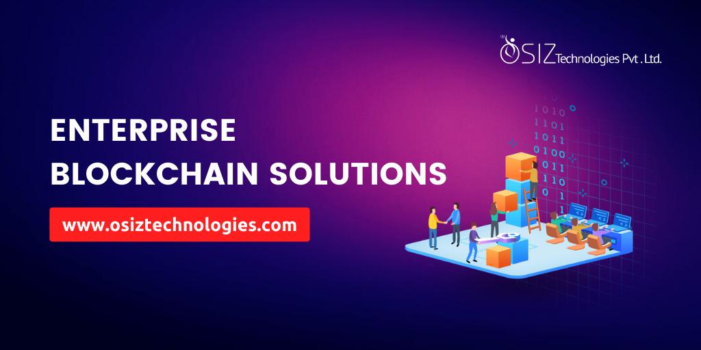 Enterprise Blockchain Solutions Provider