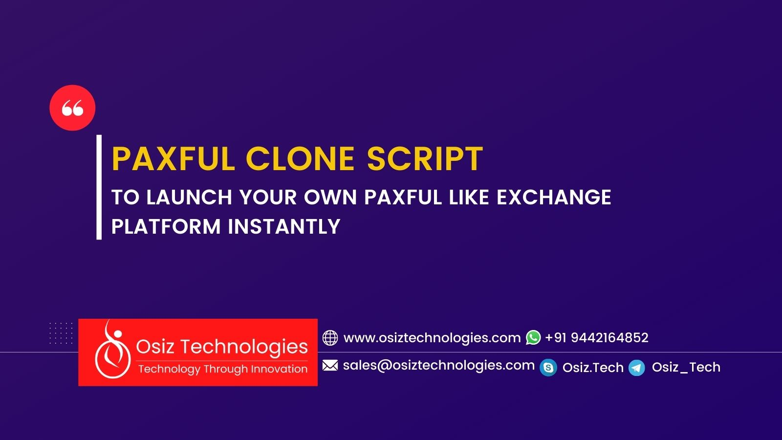 PAXFUL CLONE SCRIPT TO LAUNCH YOUR OWN PAXFUL LIKE EXCHANGE PLATFORM INSTANTLY
