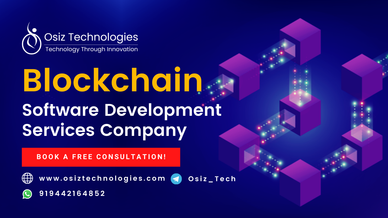 Blockchain Software Development Company