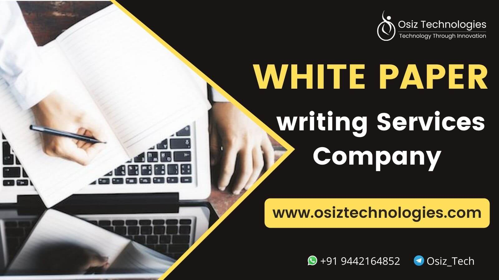 Whitepaper writing services company