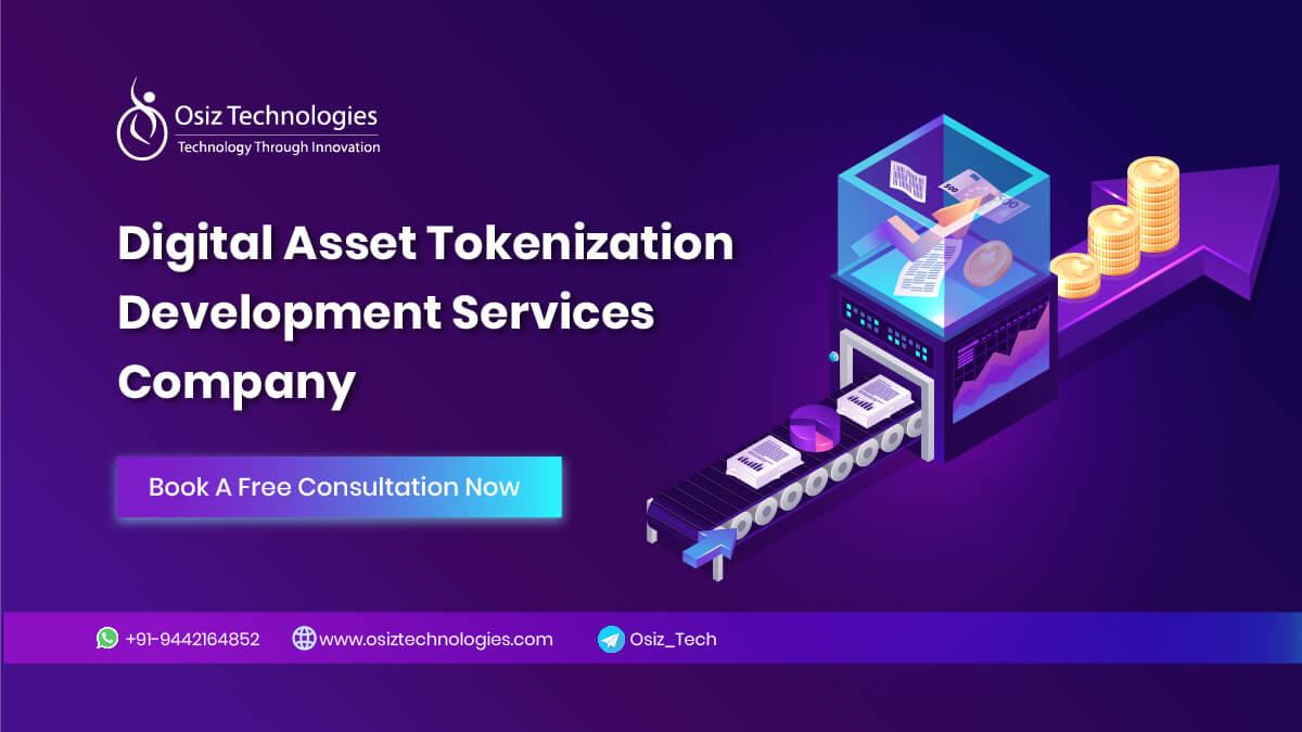 Asset tokenization Development Company