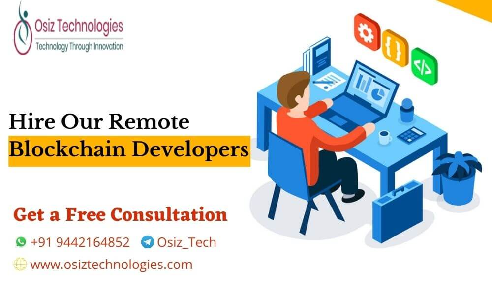 Hire Blockchain Developers For Your Project