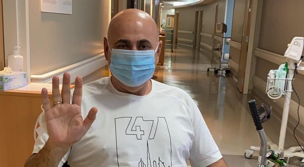 Иосиф Пригожин тяжело перенес COVID-19 в Дубае