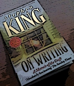 On Writing book by Stephen King